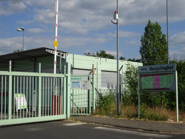 Entsorgungszentrum Budenheim
