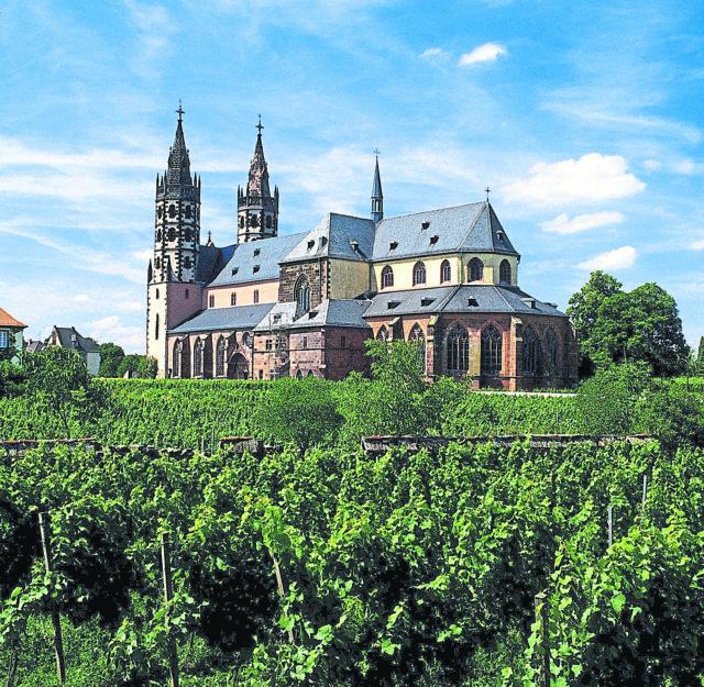 Liebfrauenkirche in Worms